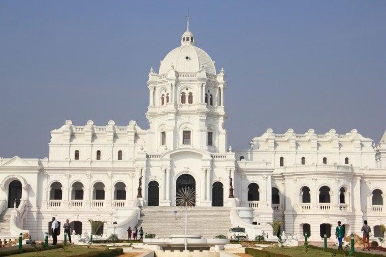 Ujayanta Palace agartala