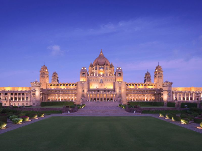 Umaid Bhawan Palace wedding