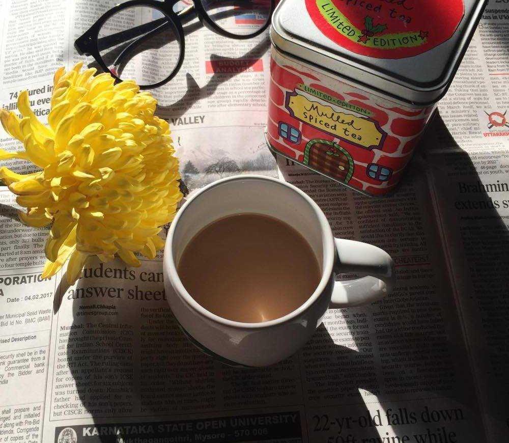 Tea Trunk spiced tea review