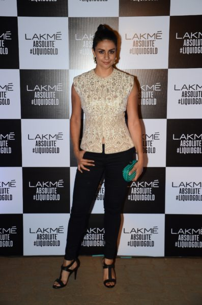 Anita dongre at Lakme Grand finale