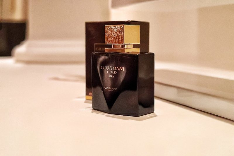Oriflame perfume perfect gift for him