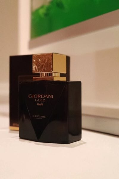 Giordani Gold Man Eau de Toilette Review