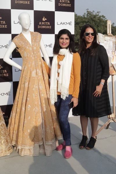 Alchemy by Anita Dongre Grand Finale, Lakmé Fasion Week