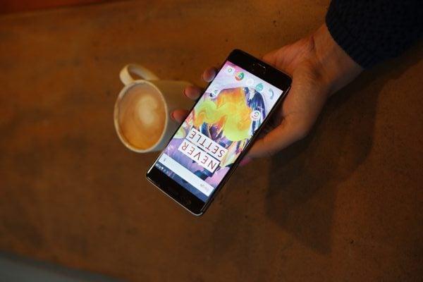 OnePlus 3T online