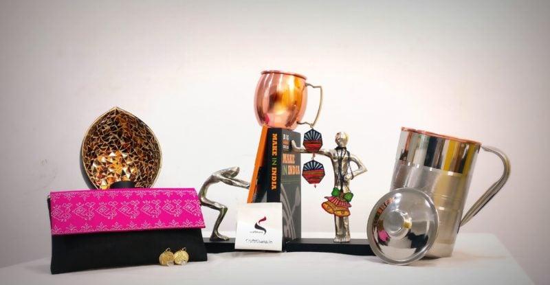 Craftkhana handicraft online