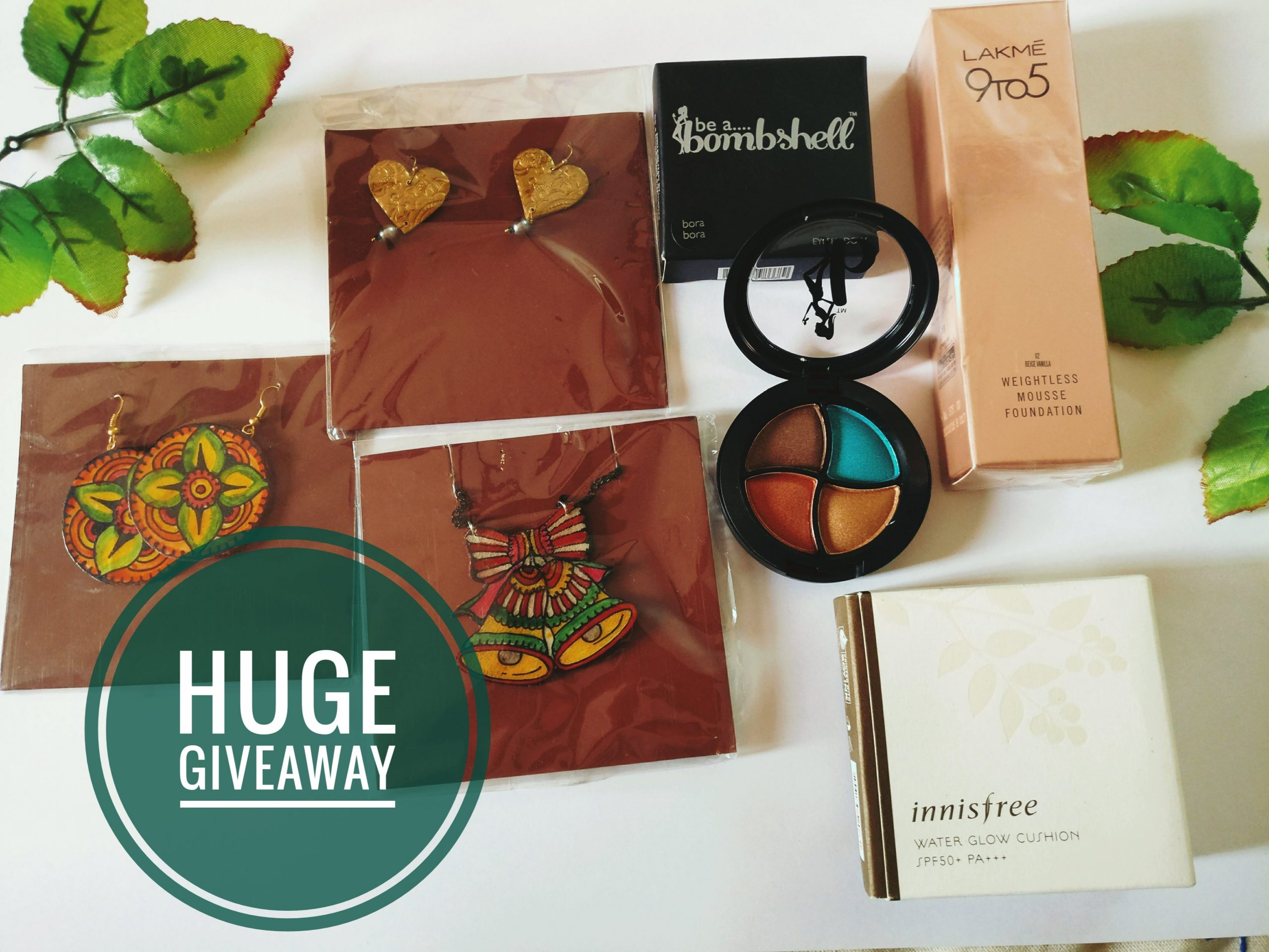 march blog giveaway