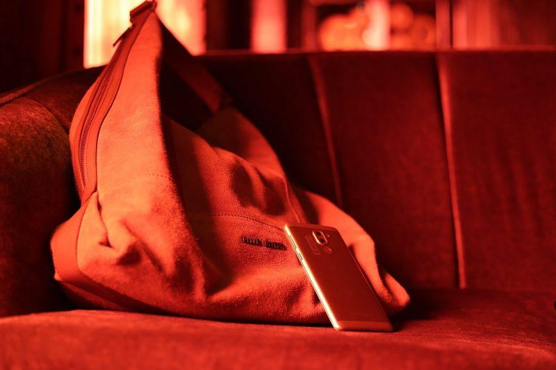 Phive River leather handbags