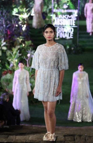 Alchemy by Anita Dongre for Lakme Fashion week