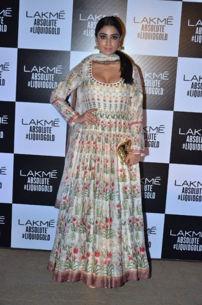 Lakme Fashion week Liquid Gold