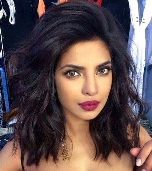 Bollywood short hairstyles