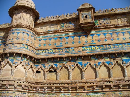 places to see in Gwalior