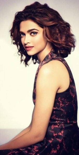 Deepika Padukone short hairstyles 2017