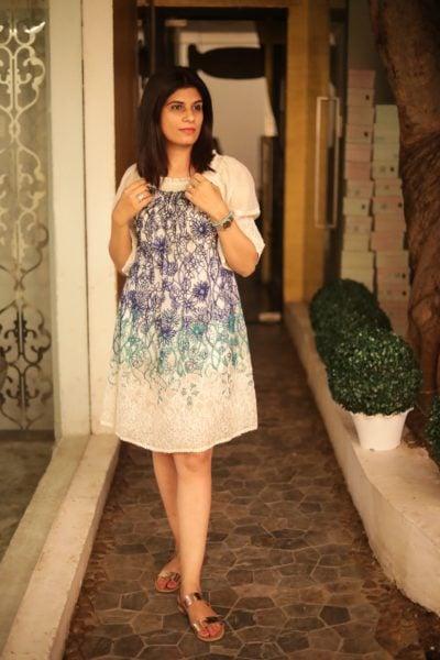 Tanya Virmani for payal jain design