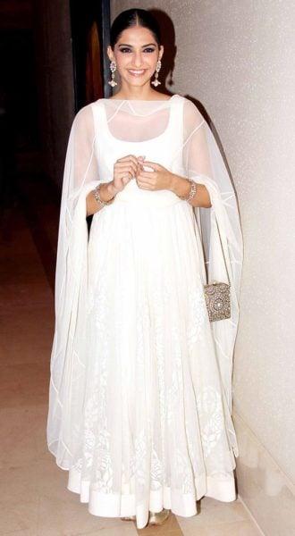 Sonam Kapoor fashion