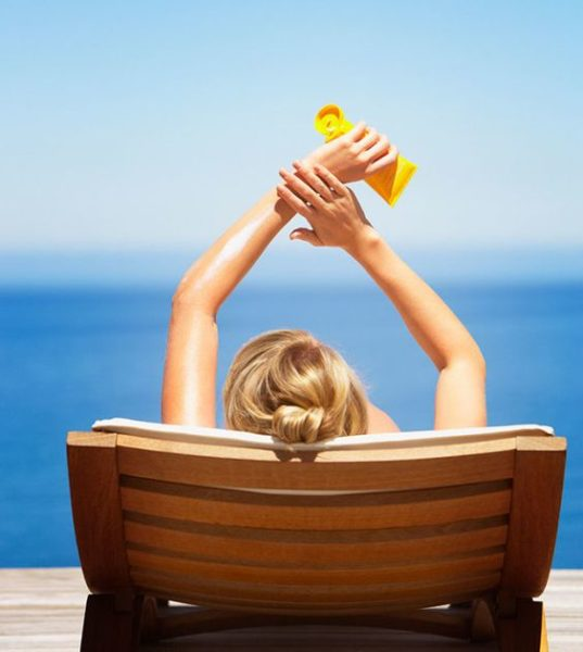 how to save yourself from tanning