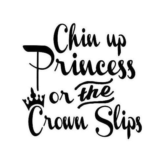 Be the princess of your own fairytale!