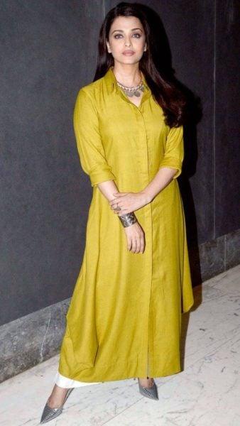 Aishwarya Rai fashion