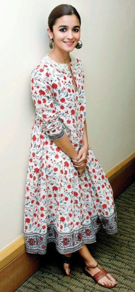 Alia bhatt fashion