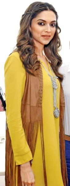 Deepika Padukone fashion Summer layering
