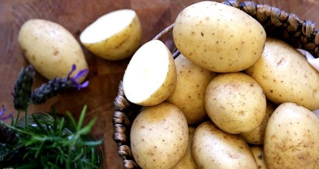 potato face pack