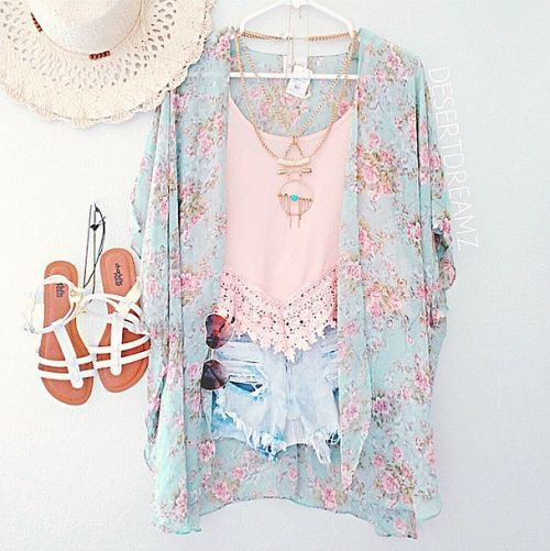 summer vacation outfit ideas