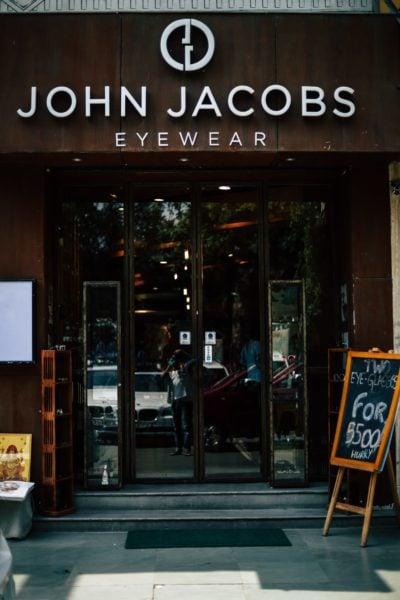 John Jacobs khan market