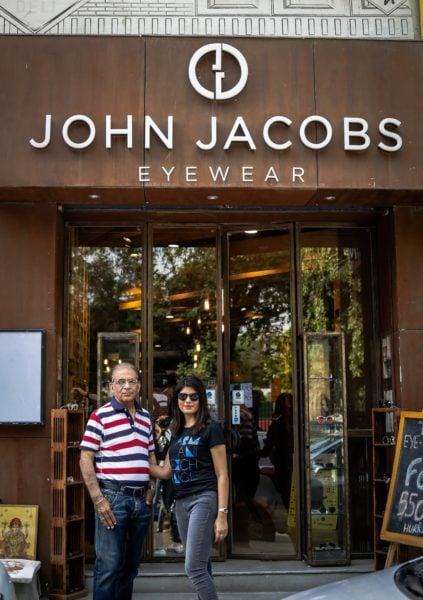 John Jacobs Khan market store