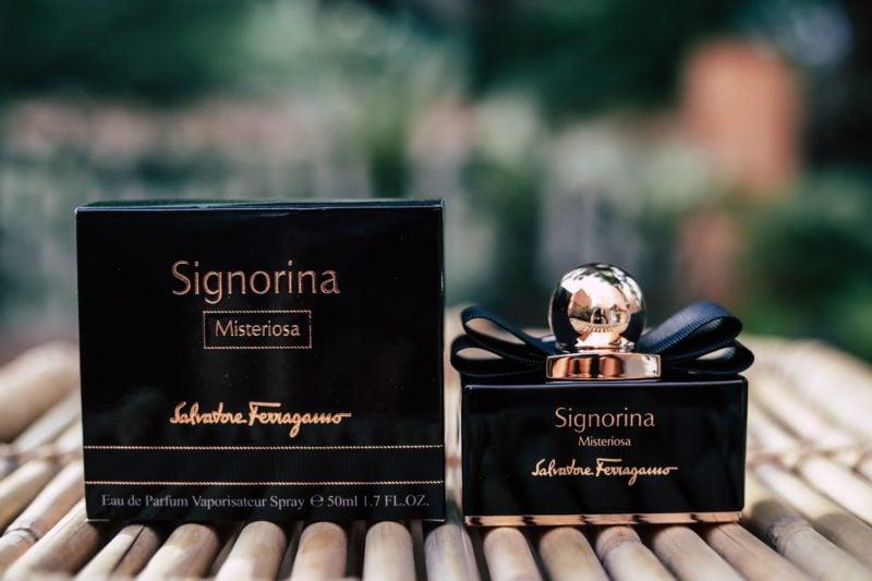 Salvatore Ferragamo Signorina Misteriosa Review