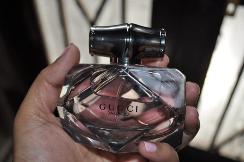 Gucci Bamboo edp review