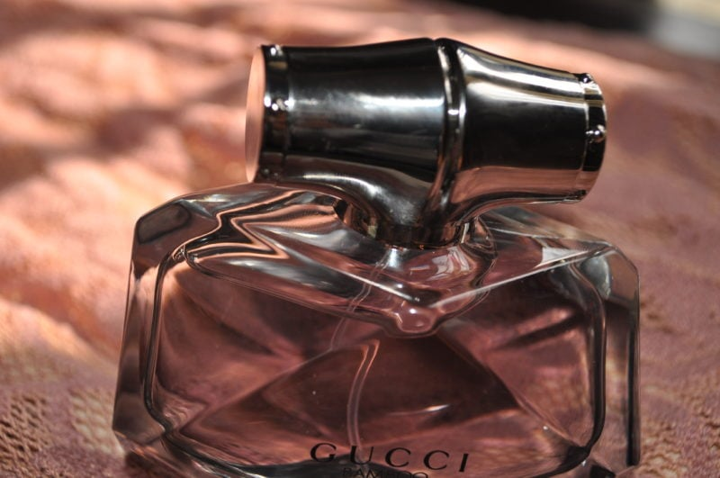 Gucci Bamboo bottle