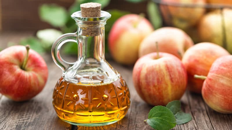 But a good quality apple cider vinegar and use it for salads or your face pack!! Source - naturalhealing