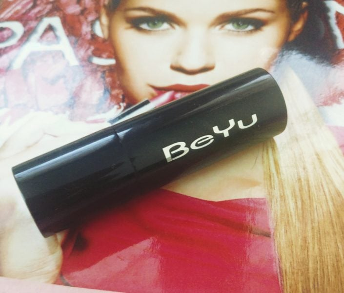 BeYu Pure Color & Stay Lipstick review