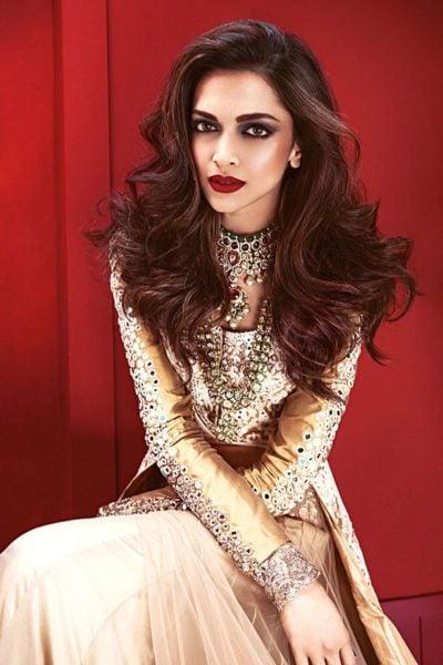 Deepika Padukone lipstick