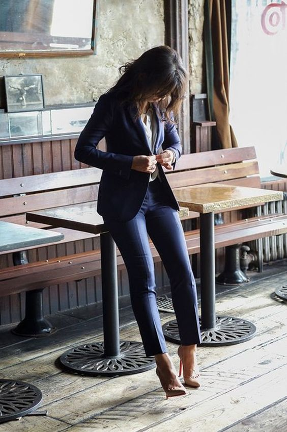 ways to style office wear