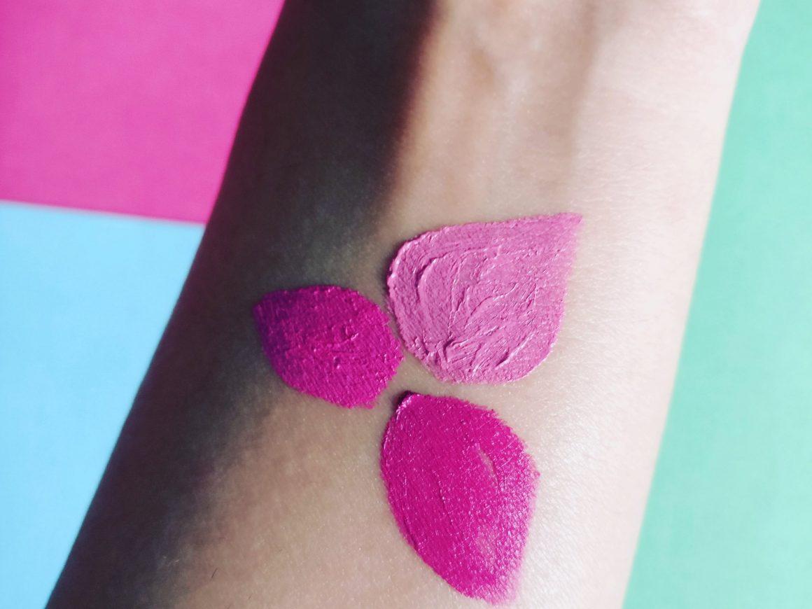 The Body Shop Matte Lip Liquid Review