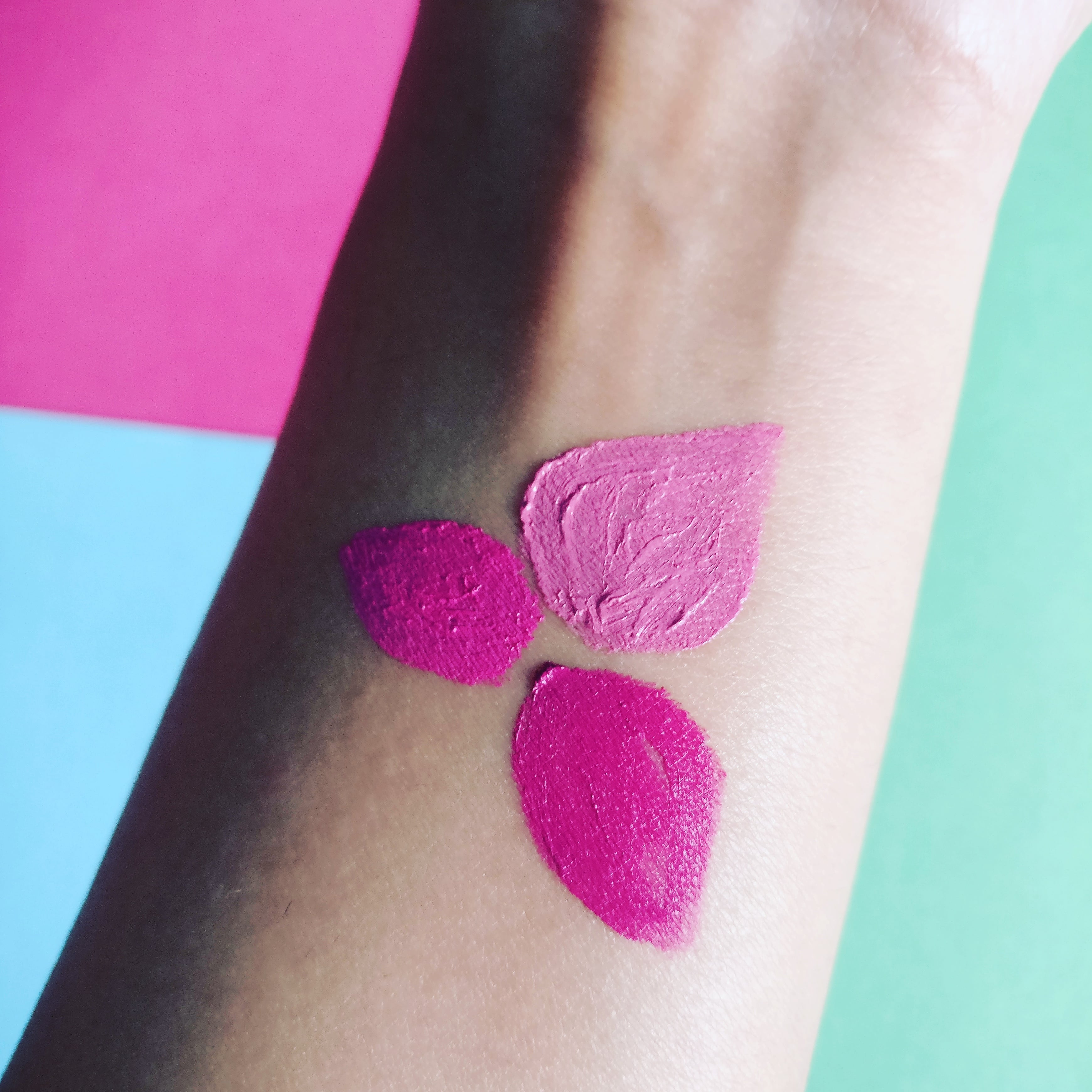 The Body Shop Matte Lip Liquid Review