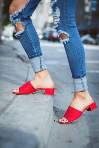 footwear trends 2017