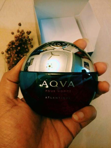 Bvlgari Aqua Atlantique perfume for him review