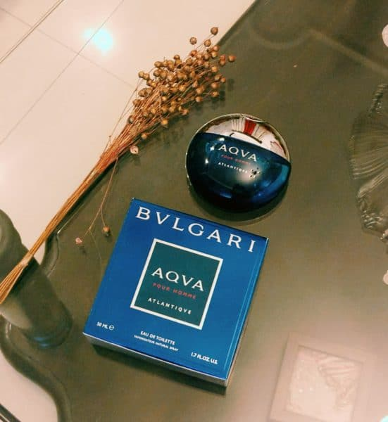 Bvlgari Aqua Atlantique male perfume review