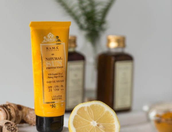 Kama Ayurveda Natural Sun Protection review