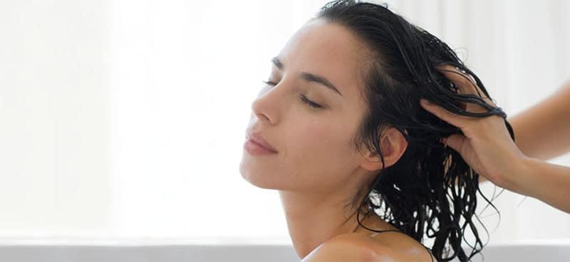 hot oil hair treatemtn