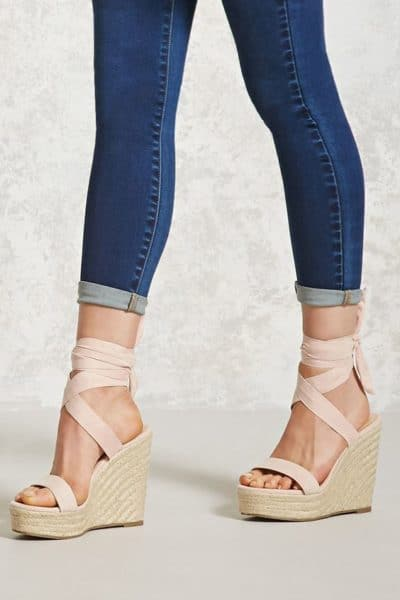 wedge heels for women