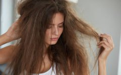 monsoon hair care routine