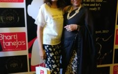 Tanya Virmani with Bharti Taneja