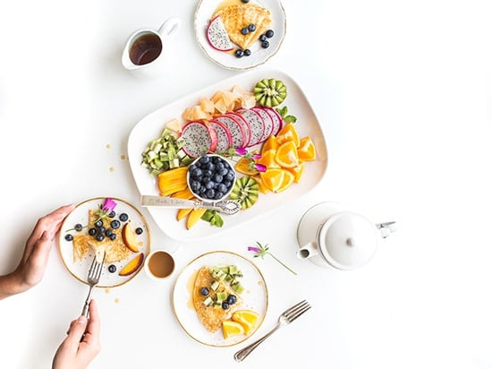 foods to boost self esteem