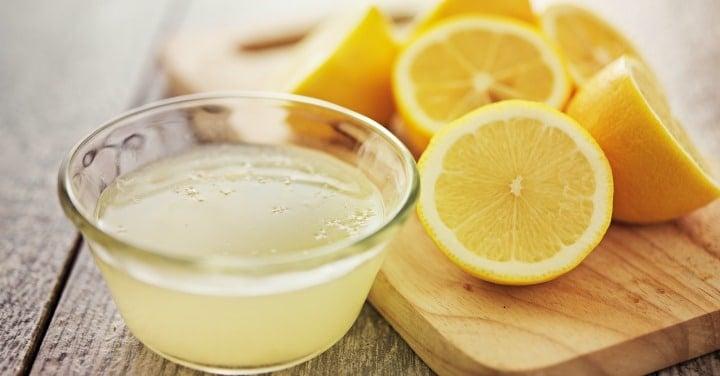 lemon for
