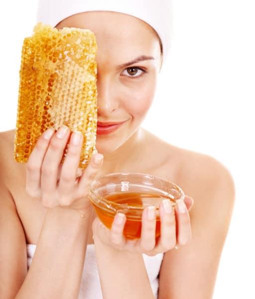 honey for blackheads