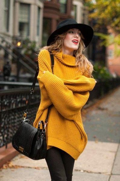 oversized sweaters