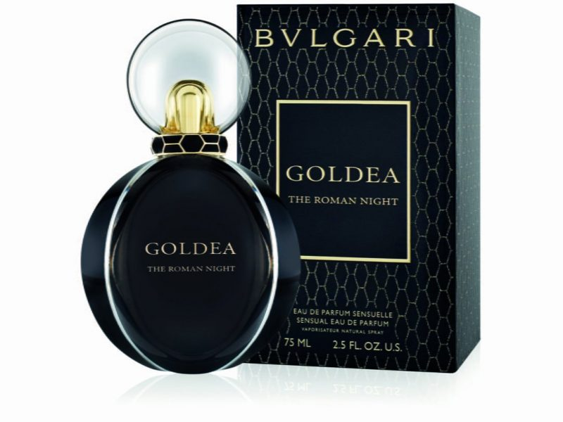 Bvlgari Goldea The Roman Night review