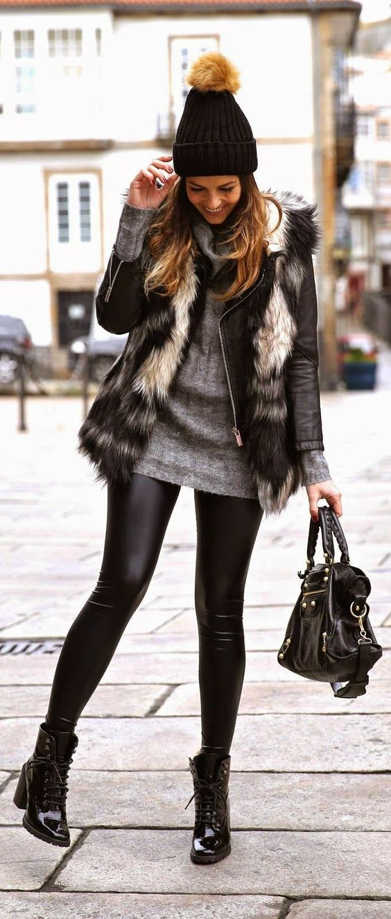 how to layer clothes for winters